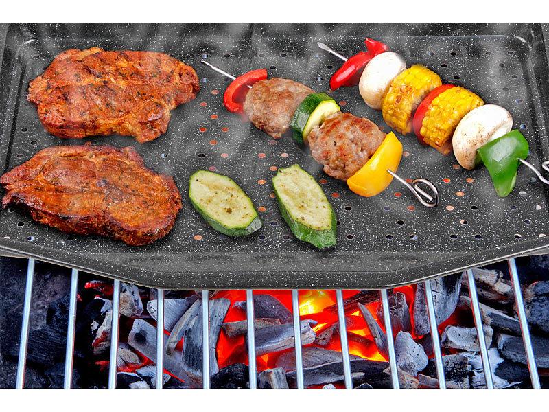 Grillpfanne Für Holzkohlegrill : Amazon grillpfannen