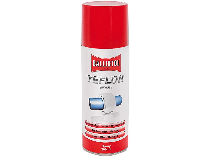 ballistol teflon spray 200 ml. Black Bedroom Furniture Sets. Home Design Ideas