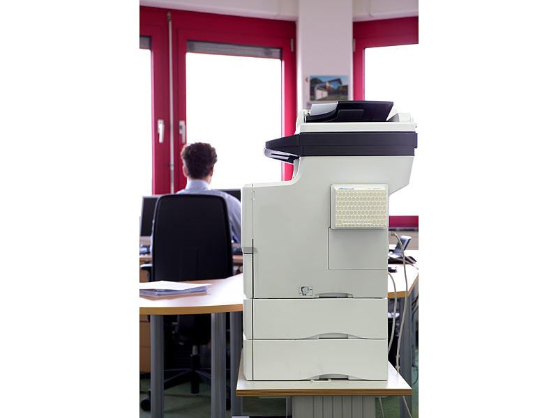 cleanoffice clean office feinstaubfilter f r laserdrucker fax kopierer 2er set. Black Bedroom Furniture Sets. Home Design Ideas