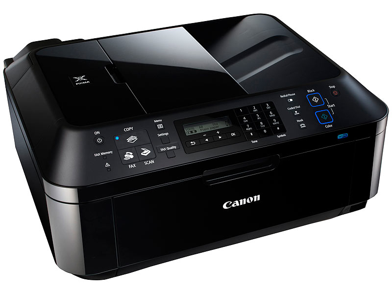 canon all in one drucker pixma mx410 drucker scanner. Black Bedroom Furniture Sets. Home Design Ideas