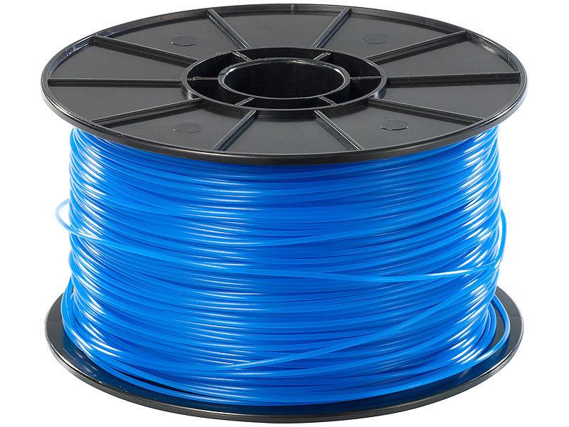 freesculpt pla filament f r 3d drucker 1kg blau. Black Bedroom Furniture Sets. Home Design Ideas