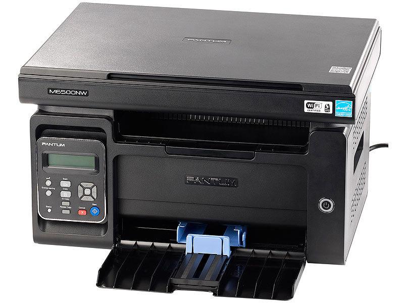 pantum multifunktionsdrucker professioneller 3in1 mono laserdrucker m6500w pro mit wlan. Black Bedroom Furniture Sets. Home Design Ideas
