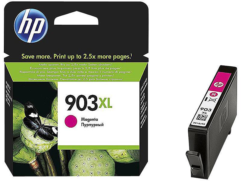 Neu HP 903XL Cyan Tinte Druckerpatrone T6M03AE HP OfficeJet Pro 6960 6970