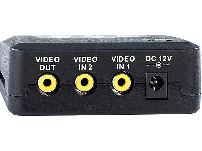 visortech sd aufnahmebox f r analogkameras inkl 2gb sd. Black Bedroom Furniture Sets. Home Design Ideas