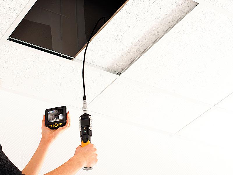 Somikon endoskopkamera: hd endoskop kamera ec 200.hd 8 2 mm mit