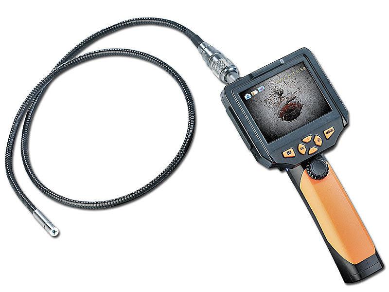 Test Endoskop Kamera
