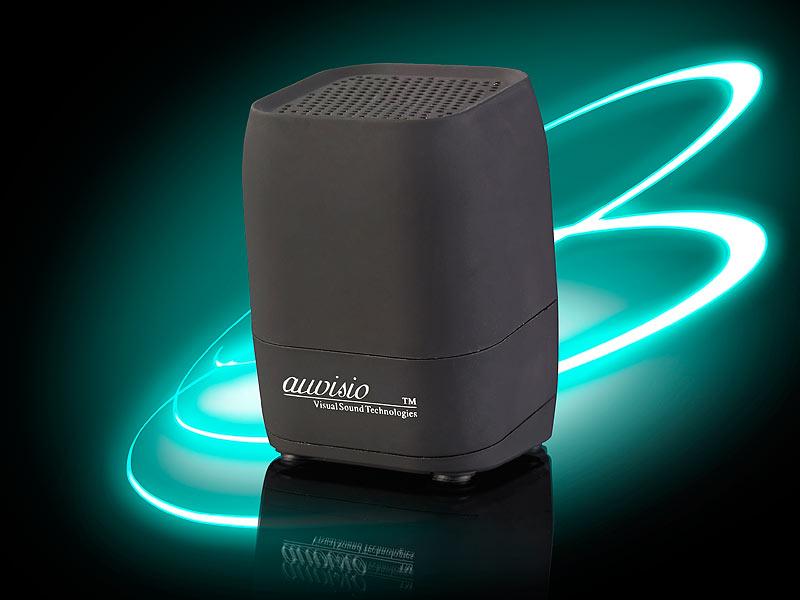 auvisio portabler aktiv lautsprecher mss mit bluetooth 5 watt. Black Bedroom Furniture Sets. Home Design Ideas