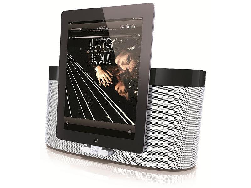 Mobile Sound-Systeme: Gear4 AirZone Series 1 Lautsprecher ...