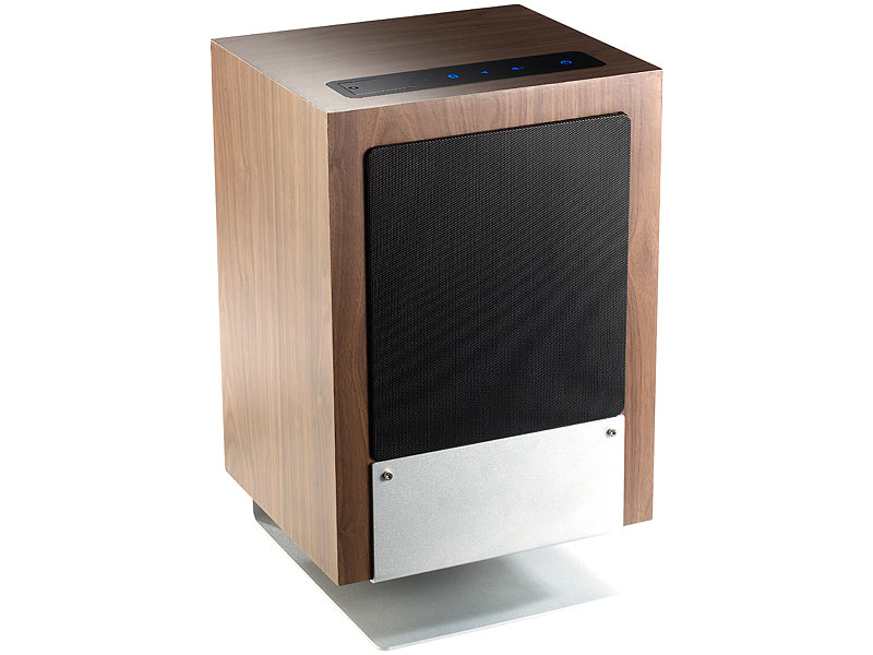 stevenson brown lautsprecher holzoptik hifi holz lautsprecher msx 660 mit subwoofer. Black Bedroom Furniture Sets. Home Design Ideas