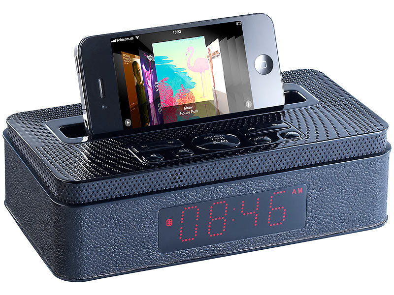 auvisio lautsprecher radio radio mps mit bluetooth. Black Bedroom Furniture Sets. Home Design Ideas