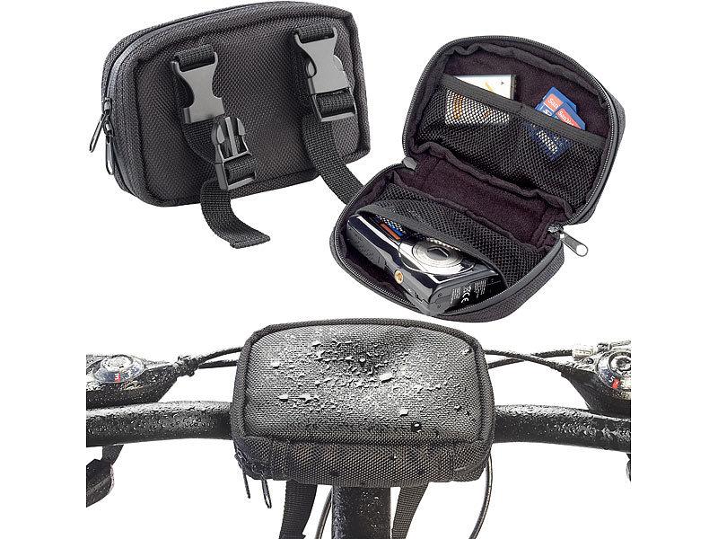 Xcase Lenkertasche: Wasserfeste Tasche für den Fahrradlenker ...