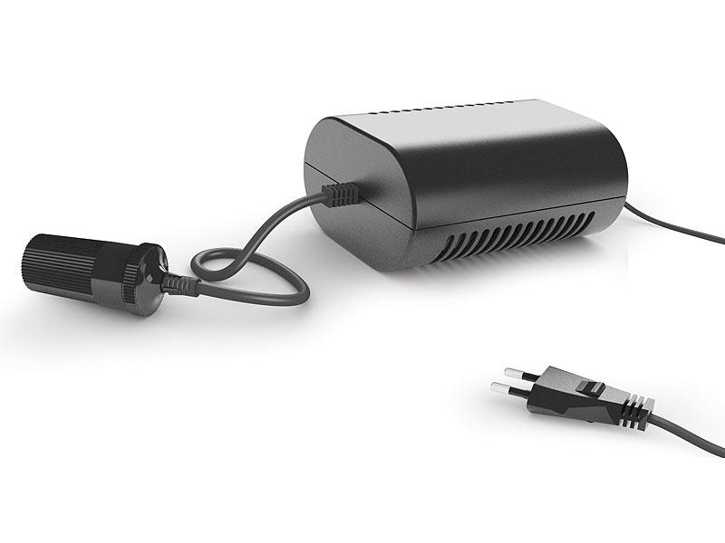 Mini Kühlschrank Mit Spannungswandler Betreiben : Ac dc adapter v v spannungswandler kb a w