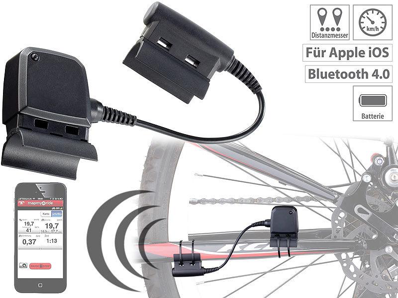 Fahrradcomputer Top 20 Anleitung : Callstel fahrrad tacho fahrradcomputer sensor für iphone