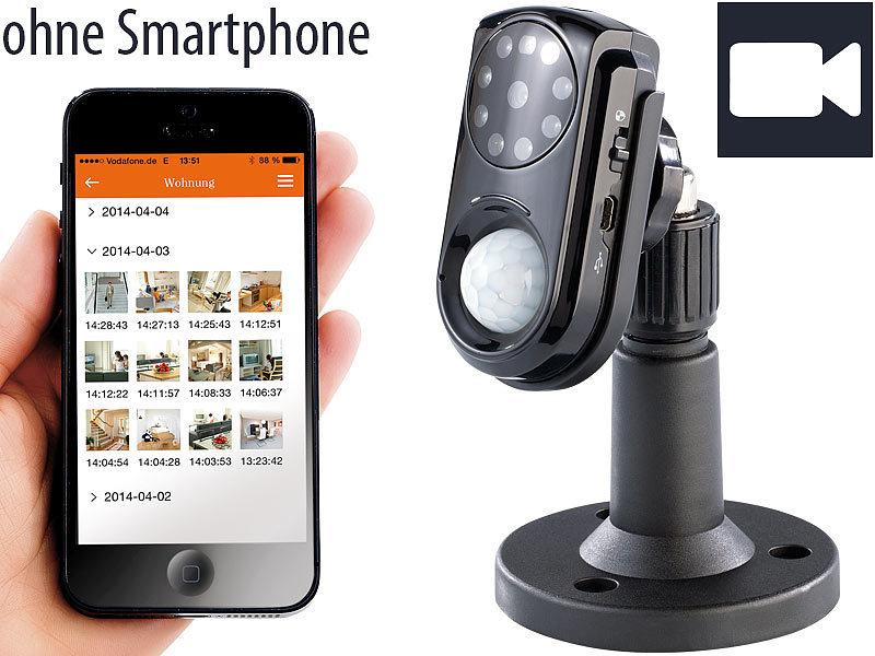 visortech gsm berwachungskamera mit pir sensor nachtsicht mikrofon. Black Bedroom Furniture Sets. Home Design Ideas