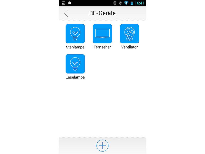 casacontrol smart home systeme smart wifi starter set. Black Bedroom Furniture Sets. Home Design Ideas