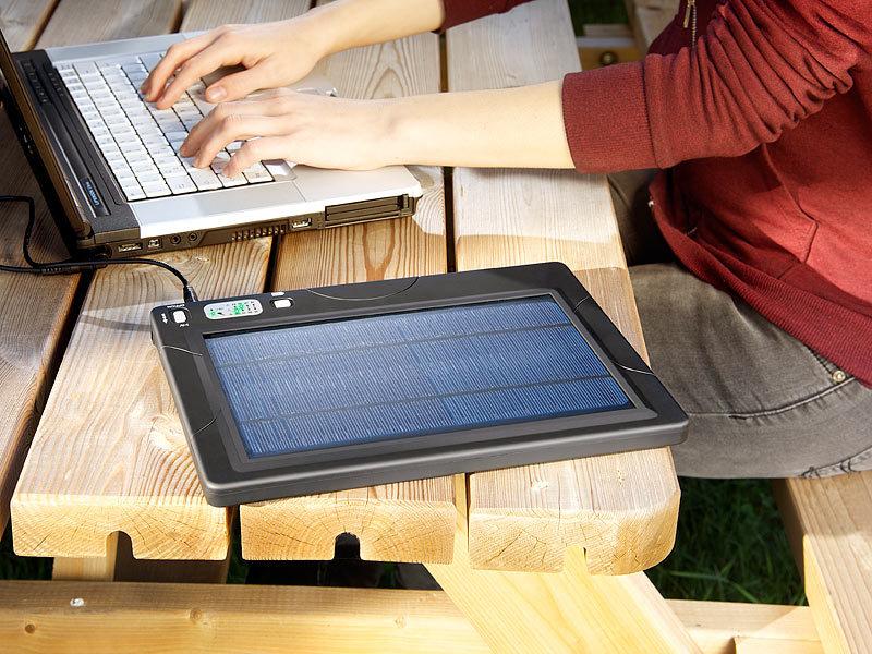 revolt handy powerbanks solar xxl solar powerbank f r. Black Bedroom Furniture Sets. Home Design Ideas