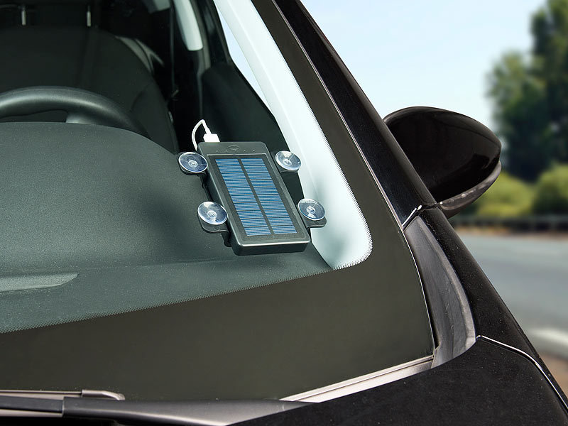revolt solar akku ladeger t auto solar powerbank pb 20 s. Black Bedroom Furniture Sets. Home Design Ideas