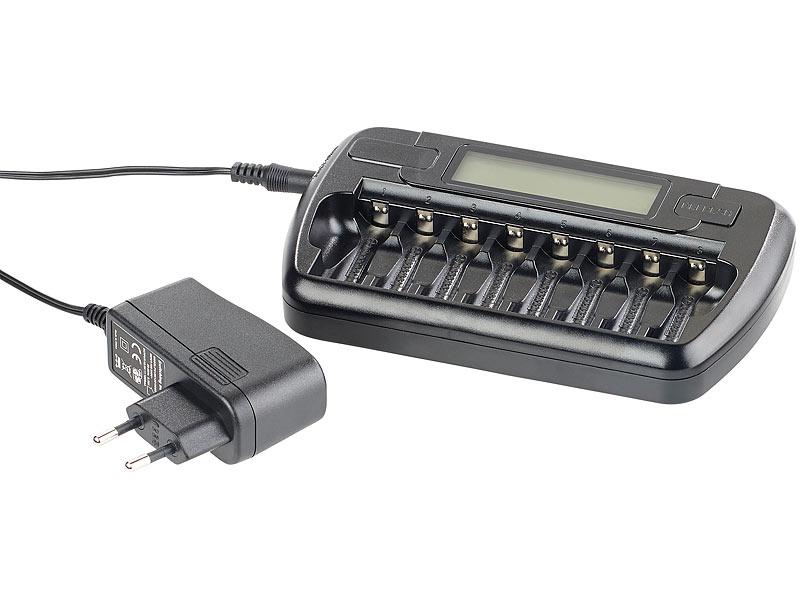 Akku Ladegeräte Batterie Ladegeräte für günstige € 11,88