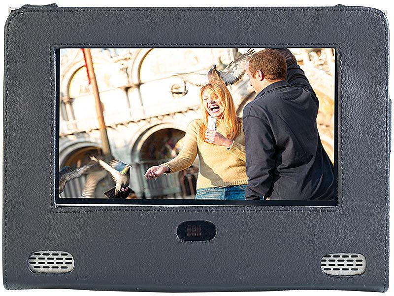 auvisio portabler 7 dvb t fernseher mit mediaplayer ber usb sd mmc. Black Bedroom Furniture Sets. Home Design Ideas