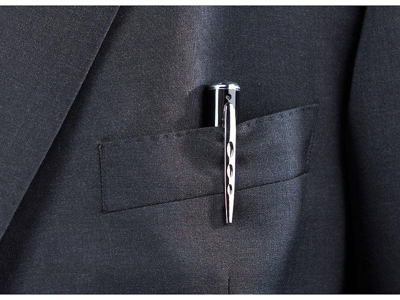 spion kugelschreiber mit videokamera und mikrofon. Black Bedroom Furniture Sets. Home Design Ideas