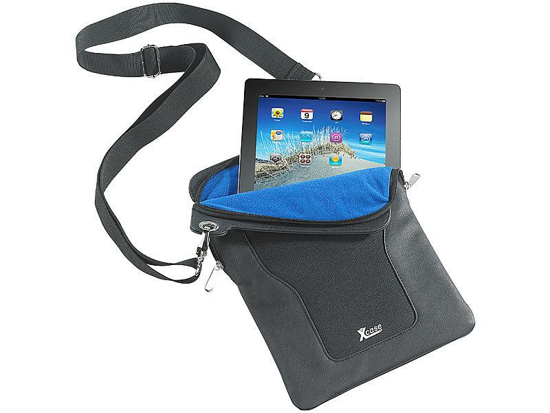 xcase komfort tasche f r ipad tablets und 10 netbooks. Black Bedroom Furniture Sets. Home Design Ideas