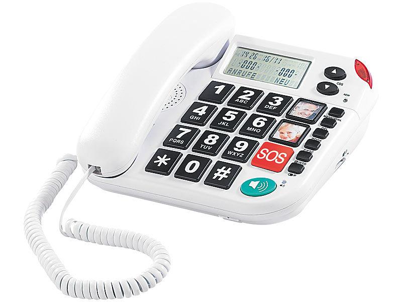 seniorentelefon mit notruf