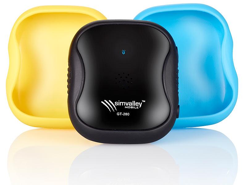 simvalley mobile schutzh llen 3er pack f gps tracker gt. Black Bedroom Furniture Sets. Home Design Ideas