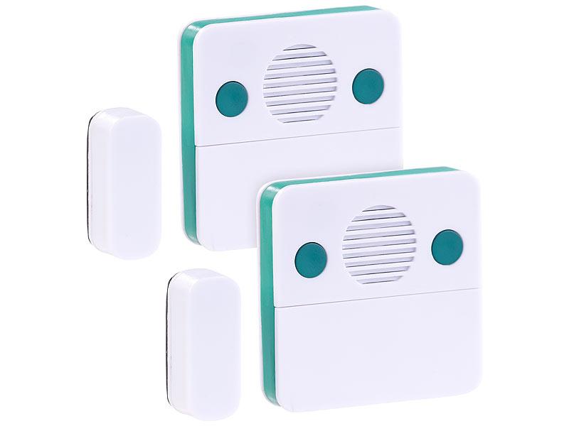 Kühlschrank Alarm : Visortech kühlschrank türalarm er set universal türschließ