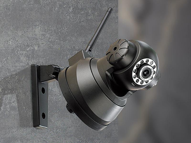 7links indoor ip kamera ipc 765vga mit qr connect vga wlan ir. Black Bedroom Furniture Sets. Home Design Ideas