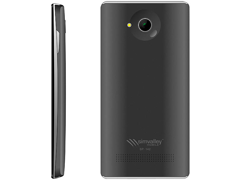 Android Entfernungsmesser Gps : Simvalley mobile smartphone: akkufach abdeckung wechsel rückseite sp