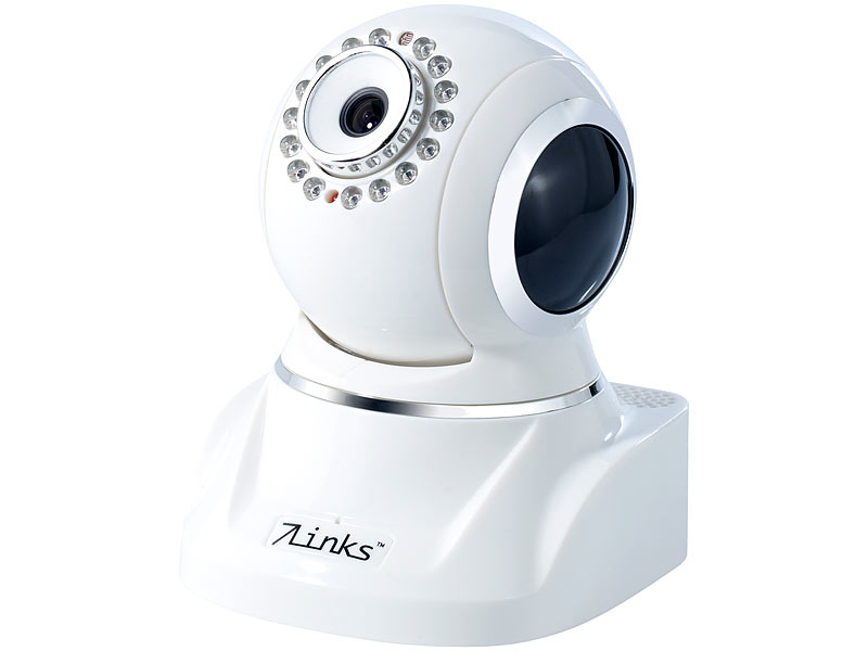 7links indoor ip kamera ipc 770hd mit qr connect hd wlan refurbished. Black Bedroom Furniture Sets. Home Design Ideas