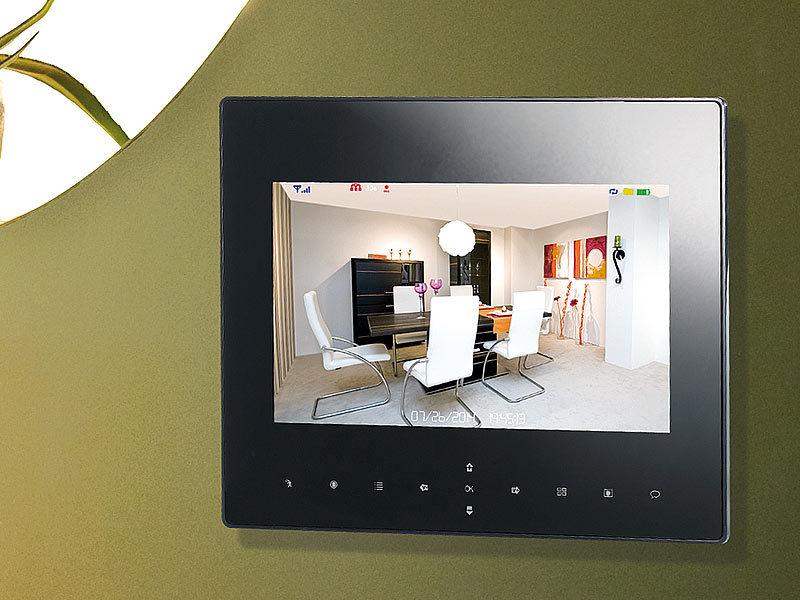 visortech t r berwachung funk berwachungsmonitor dsc 720. Black Bedroom Furniture Sets. Home Design Ideas