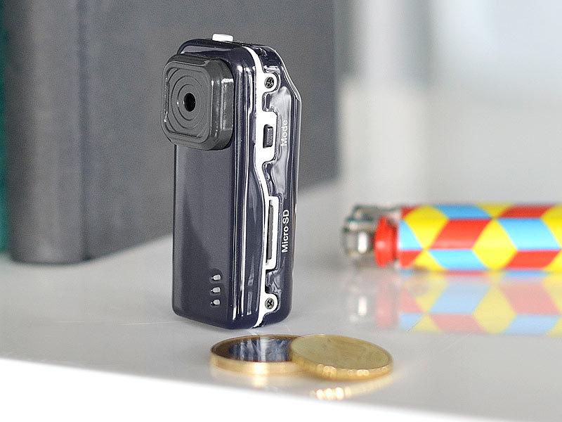 7links ip kamera ipc mini mit integriertem akku und sd aufnahme. Black Bedroom Furniture Sets. Home Design Ideas
