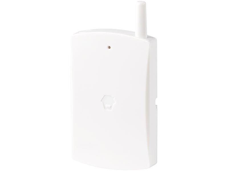 VisorTech GSM Alarm-System: Kabelloser Vibrationsmelder für XMD-110 ...