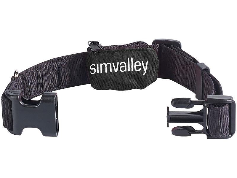 simvalley mobile hundehalsband 40 60 cm f r gps gsm tracker gt 340. Black Bedroom Furniture Sets. Home Design Ideas