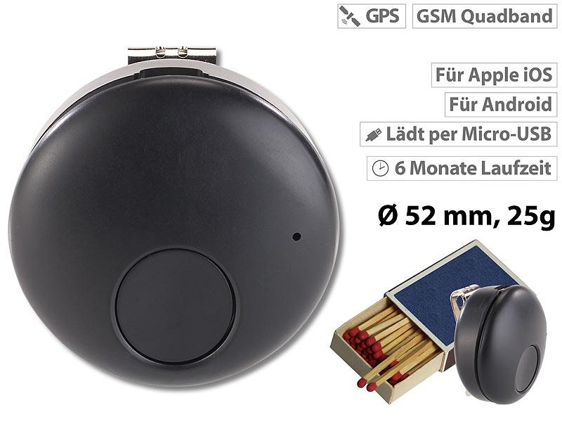 simvalley mobile gsm gps sport personen tracker f r. Black Bedroom Furniture Sets. Home Design Ideas