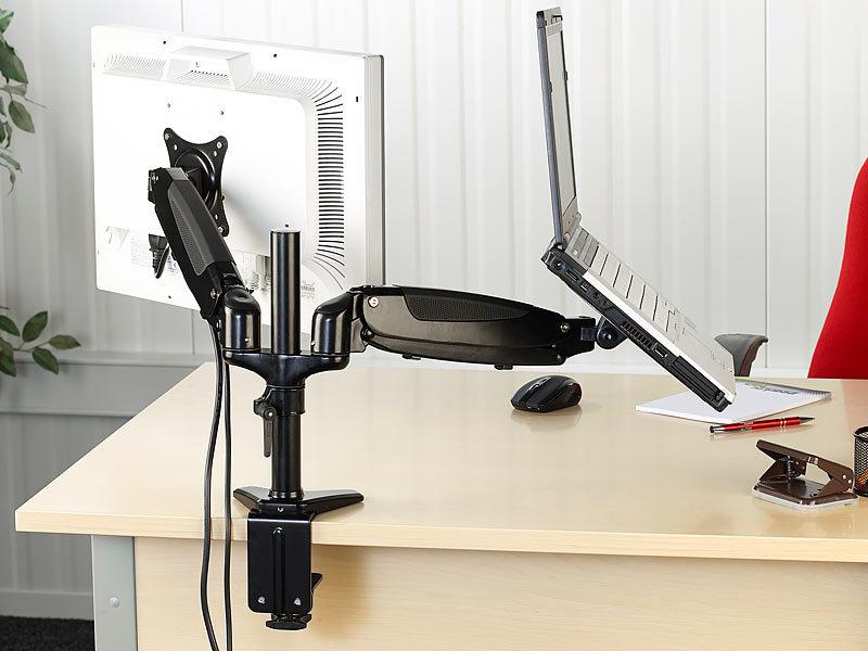 general office notebook auflage bis 16 mit vesa. Black Bedroom Furniture Sets. Home Design Ideas