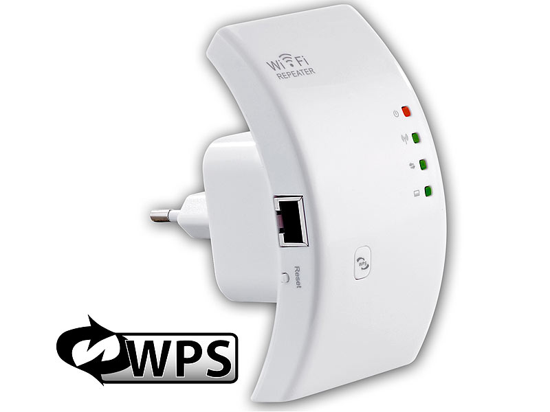 7links wlan repeater wlr mit accesspoint wps und 300 mbit s. Black Bedroom Furniture Sets. Home Design Ideas