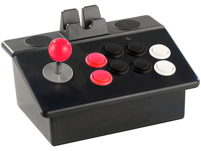 Callstel Retro-Game-Pad: Gaming-Controller für iPod ...