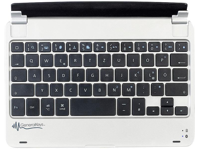 generalkeys tastatur f r smartphone tablet pcs bluetooth. Black Bedroom Furniture Sets. Home Design Ideas