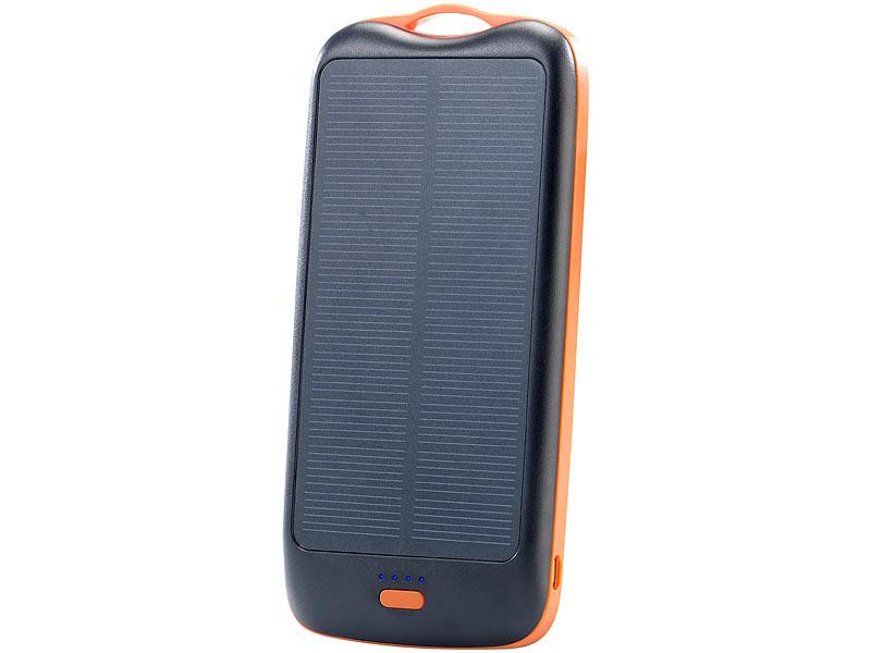 revolt outdoor solar powerbank solar powerbank pb 100 s. Black Bedroom Furniture Sets. Home Design Ideas