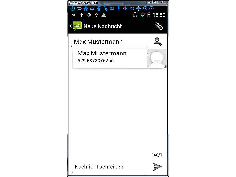 Mirroring Ihr Android Phone TV Verwenden von Wi …