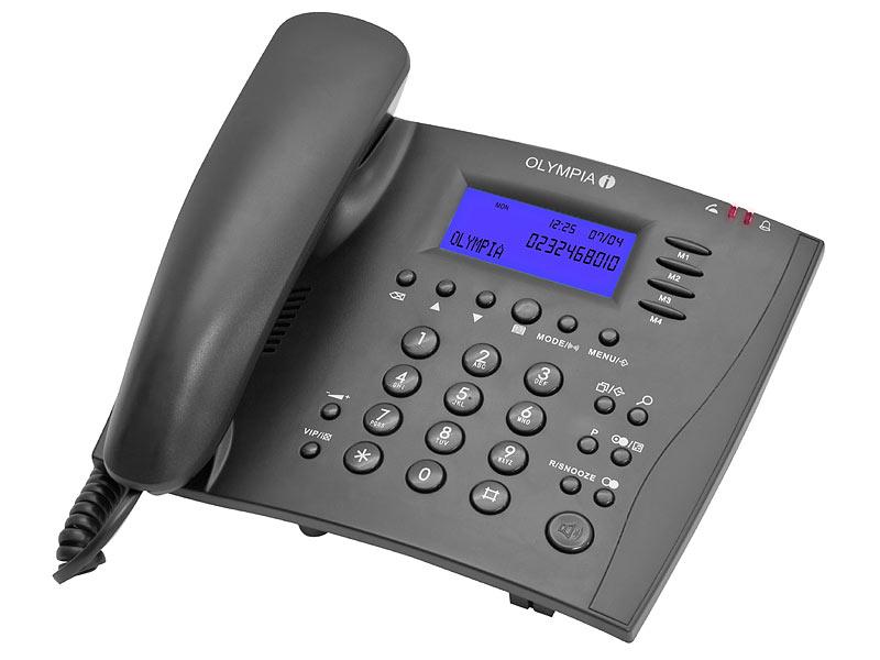 Festnetz telefon mit freisprechfunktion kurzwahlspeicher uvm for Telefongespr che aufzeichnen festnetz