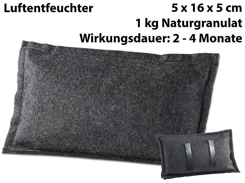 lescars luft und autoentfeuchter wiederverwendbar 1 kg. Black Bedroom Furniture Sets. Home Design Ideas