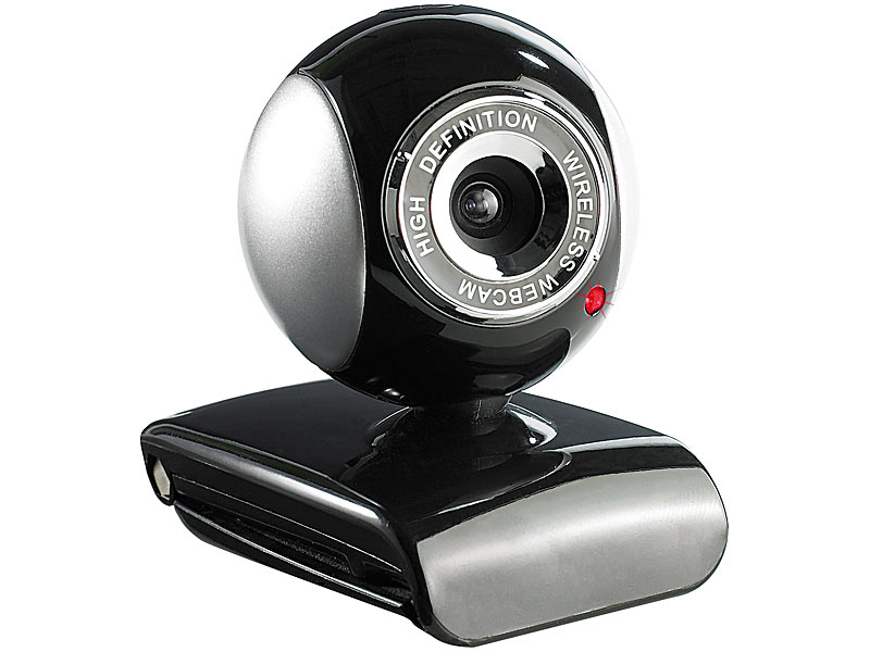 somikon wireless funk webcam 2 4 ghz wwc 2400f mit usb receiver. Black Bedroom Furniture Sets. Home Design Ideas