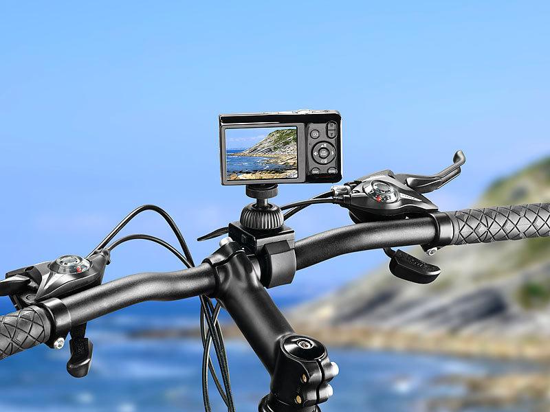 navgear kamerahalterung fahrrad universal kamerastativ