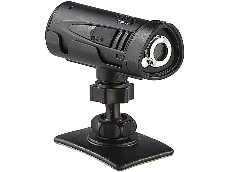 somikon action cam dv 64 gps mit gps datenaufzeichnung. Black Bedroom Furniture Sets. Home Design Ideas