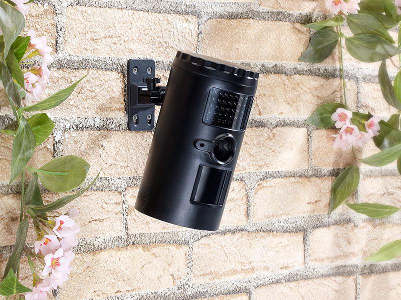 berwachungskamera mit bewegungsmelder nachtsicht. Black Bedroom Furniture Sets. Home Design Ideas