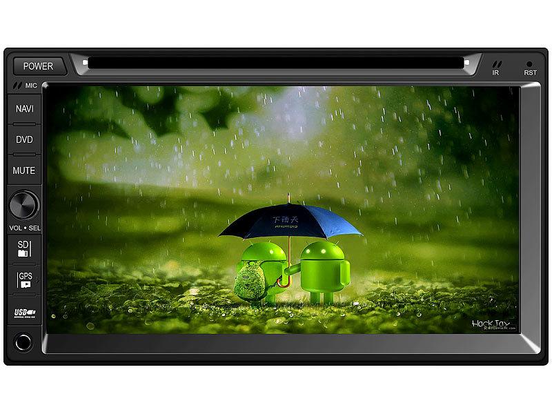 navgear 2 din android autoradio dsr n 420 gps deutschland. Black Bedroom Furniture Sets. Home Design Ideas