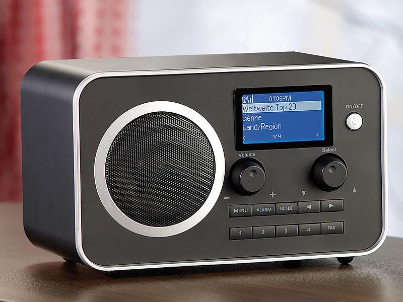 vr radio wlan internetradio mit mp3 streaming usb port. Black Bedroom Furniture Sets. Home Design Ideas